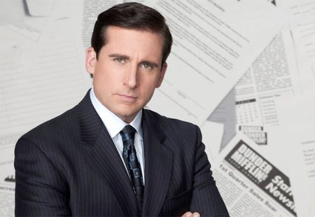 Steve Carell dejará finalmente 'The Office' la próxima temporada