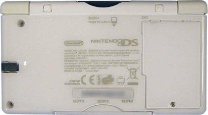 Primeras imágenes de la Nintendo DS Lite