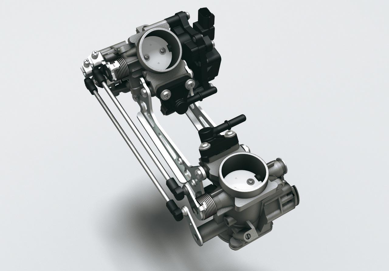 Foto de Suzuki V-Strom 650 2012, fotos de detalles y estudio (24/50)