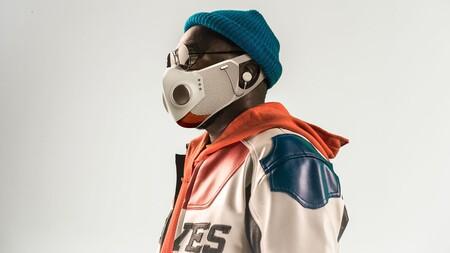 Alguien inventó un cubrebocas con audífonos con cancelación de ruido, y fue el mismísimo líder de Black Eyed Peas