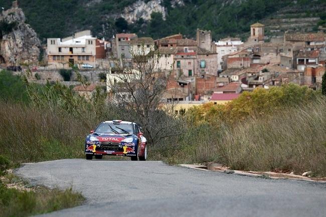 FIA rallyes 2013