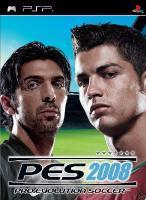 'PES 2008' llegará a las portátiles en 2008
