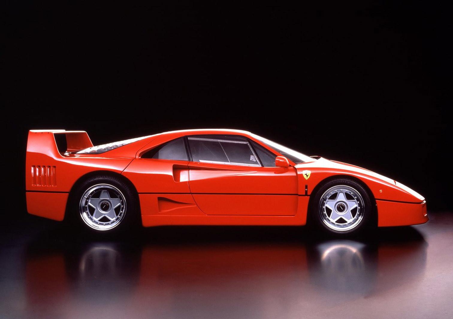 Foto de Ferrari F40, 30 aniversario (2/17)