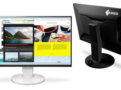 El Eizo FlexScan EV2780 se apunta a la moda de monitores con puerto USB Type-C