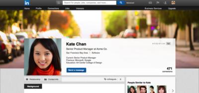 LinkedIn también quiere ser como Facebook con su nuevo rediseño