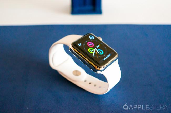 Sonido Apple Watch