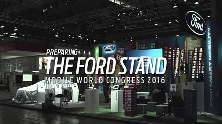 Ford World Mobile Congress