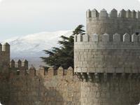 La muralla de Ávila más accesible