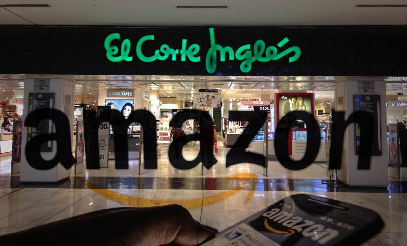 3b56f0116 El Corte Inglés dice que hay que aunar esfuerzos contra Amazon y Alibaba