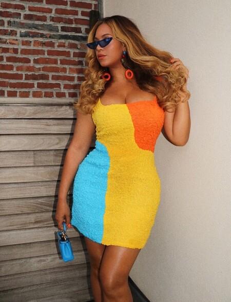 Beyonce Mara Hoffman Dress 03