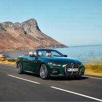 El nuevo BMW Serie 4 Cabrio dice adiós al techo duro: estrena capota de lona y 374 CV para disfrutar a cielo abierto