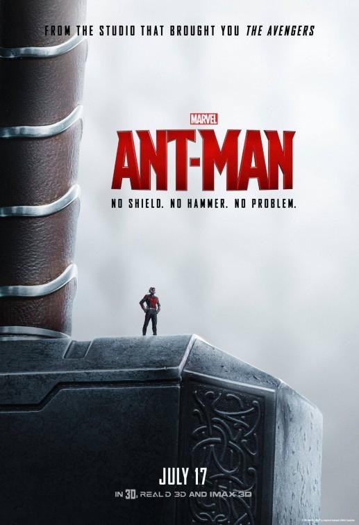 Foto de 'Ant-Man', últimos carteles (2/11)