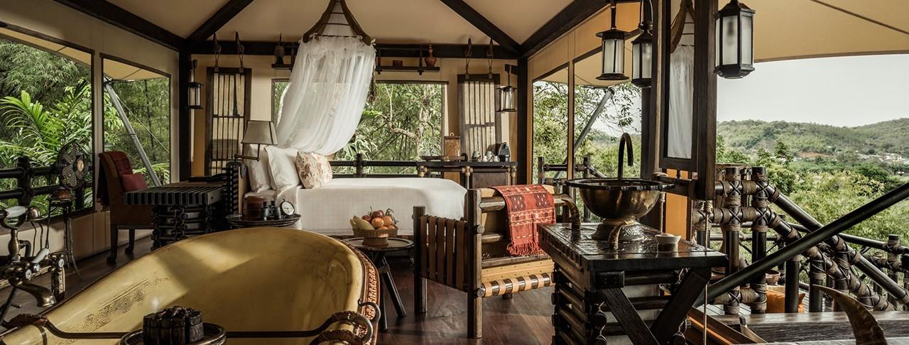 Foto de Four Seasons Tented Camp Golden Triangle, Chiang Rai (10/13)