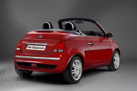Fiat 500 Cabriolet: confirmado