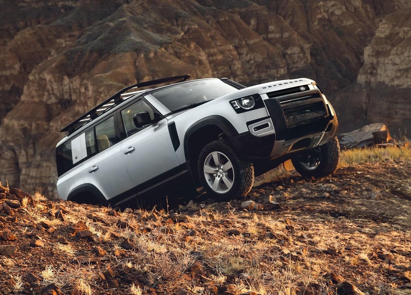Foto de Land Rover Defender 2020 (38/60)