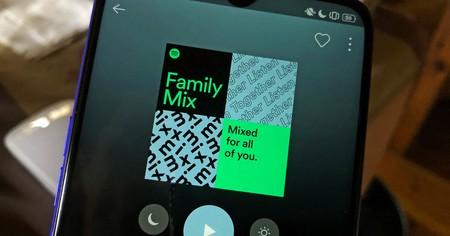 Spotify te descubre qué música escucha tu familia: así es la lista Family Mix