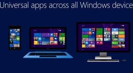 Microsoft quiere mostrar el poder de las aplicaciones universales en Windows 10