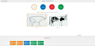 Diseña online de forma automática y sencilla un logo para tu proyecto con Design Rails