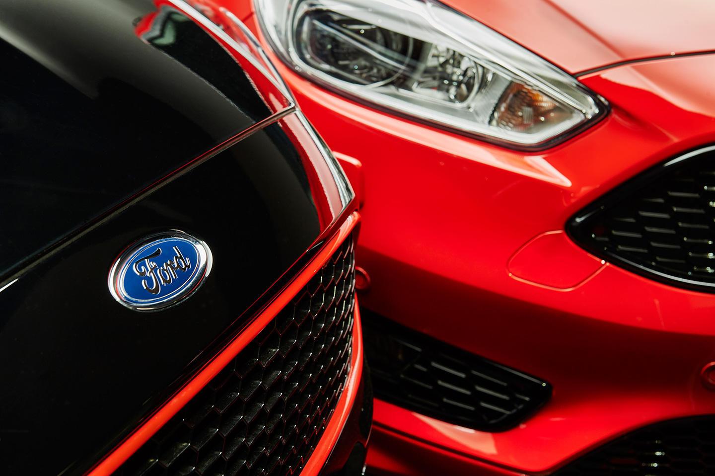 Foto de Ford Focus Red y Black Edition (1/5)