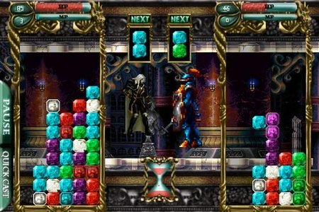 Castlevania Puzzle: Encore of the Night