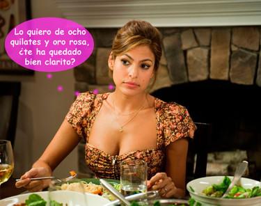 """Eva Mendes no se anda por las ramas: """"Quiero un anillo en tres, dos, uno..."""""""