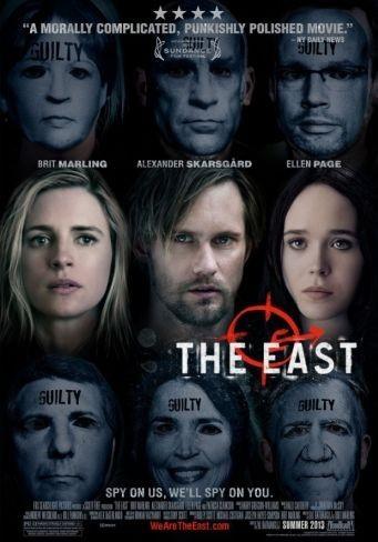 'The East', tráiler y carteles