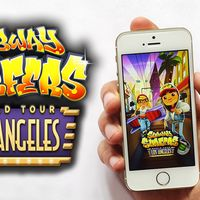 Subway Surfers puede con Clash Royale y Super Mario Run convirtiéndose en el juego más descargado
