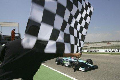 Primera carrera de la GP2