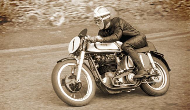 Obsesión y artesanía: Norton y la mayor racha de victorias en la carrera urbana de motos más peligrosa del mundo