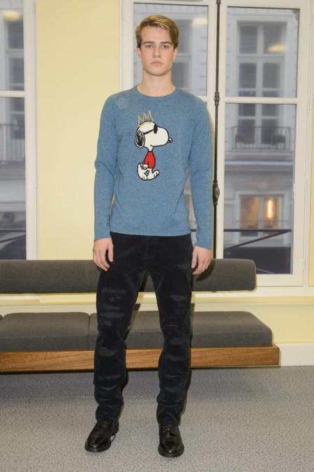 ¡Sorpresa! Snoopy se convierte en la verdadera estrella de las semanas de la moda