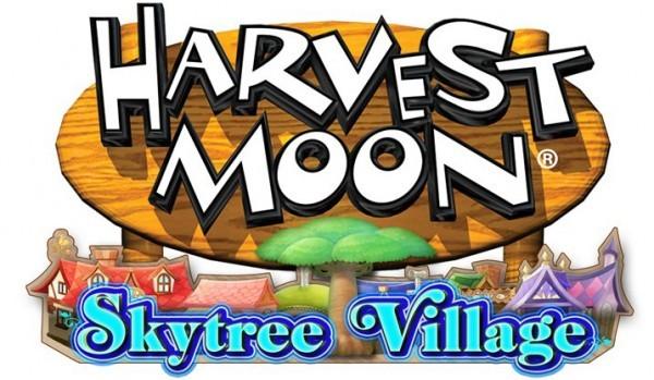 Harvest Moon Skytree Village Logo 600x349