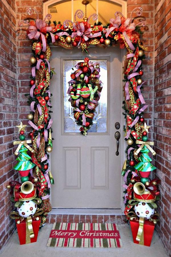 Exterior Puerta Navidad 1