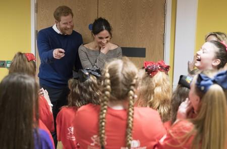 Este es el vídeo más divertido y entrañable del Príncipe Harry y Meghan Markle (¡nos encanta!)