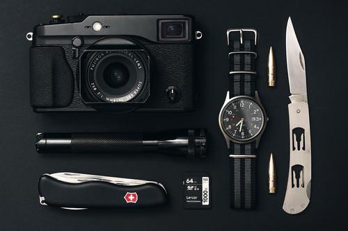 Once accesorios no fotográficos que también conviene llevar en la mochila para nuestras salidas