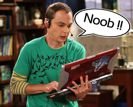 Noob Sheldon