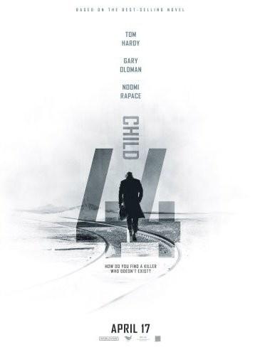 'Child 44', tráiler y cartel de un interesante thriller protagonizado por Tom Hardy