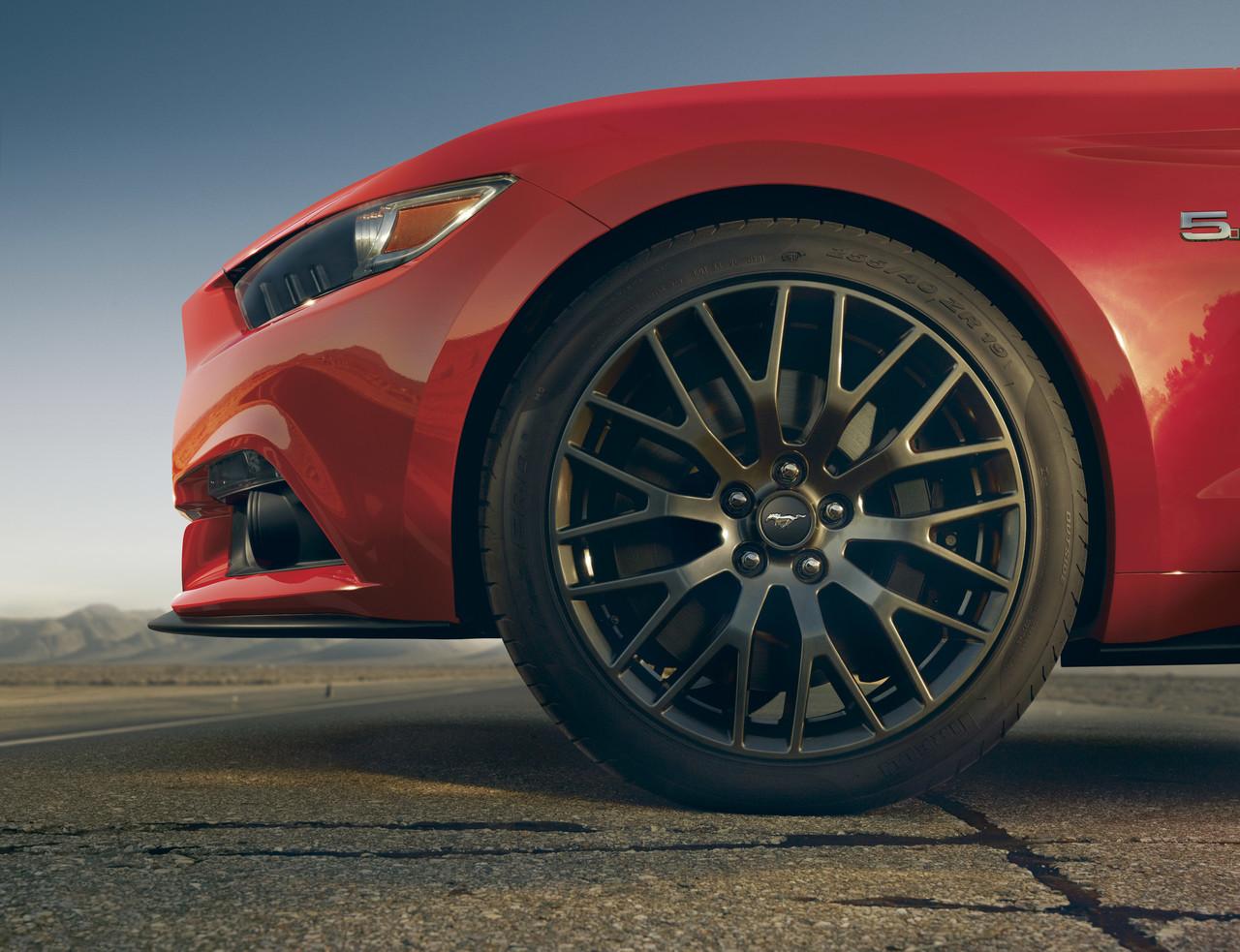 Foto de Ford Mustang 2014 (6/15)