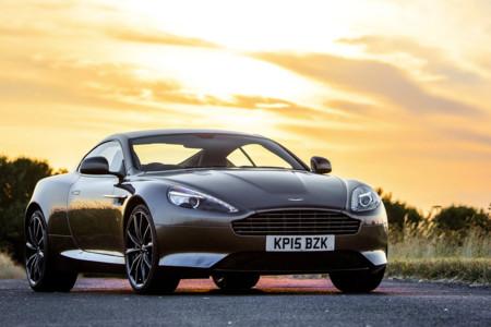 Quizá encuentres tu próximo fondo de pantalla entre estas 11 fotos del Aston Martin DB9 GT