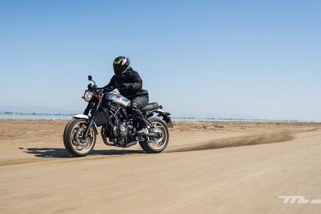 Yamaha Xsr700 Xtribute 2019 Prueba 2
