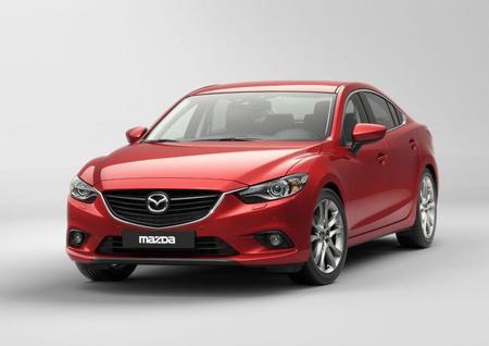 Mazda6, novedad en el Salón de Moscú