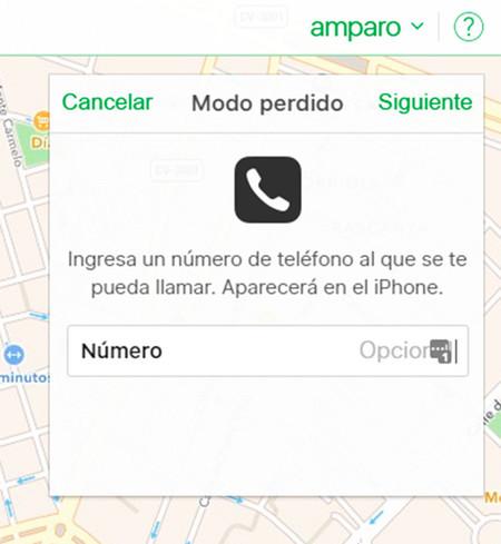 Modo Perdido De Iphone