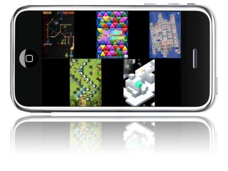 La diferencia entre un juego hecho para el iPhone y un juego para ganar dinero con el iPhone