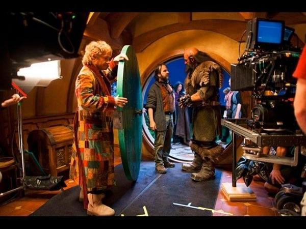 Foto de Fotografías del rodaje de El Hobbit (26/26)
