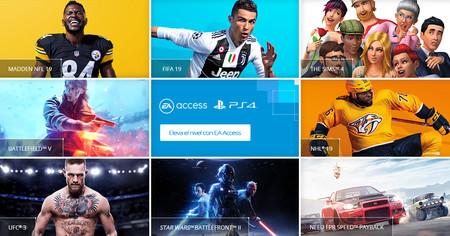 EA Access dejará de ser exclusivo de Xbox One y se habilitará en PS4 a partir de julio
