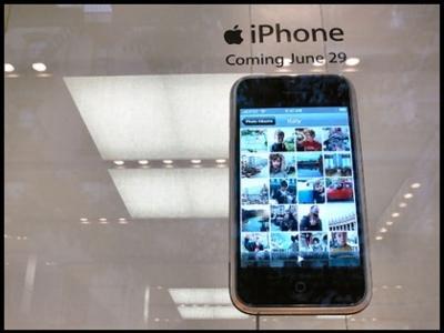 El primer cargamento de iPhones llega a Estados Unidos escoltado por hombres armados