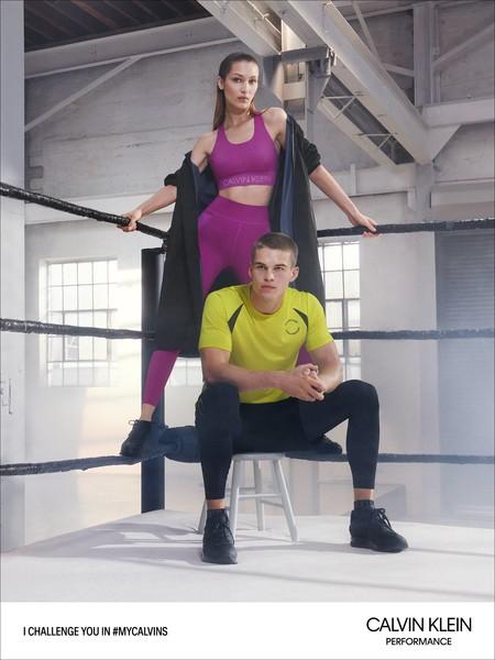 Calvin Klein Muestra El Colorido Y Dinamico Lado De Hacer Deporte Con Su Coleccion Performance 2