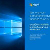 Los Lumia 950 y 950 XL ya tienen fecha de presentación en México: 2 de diciembre