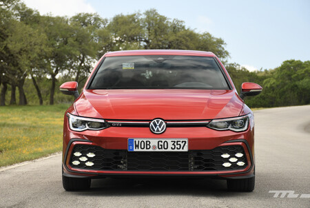 Volkswagen Golf Gti 8 2022 Opiniones Prueba Mexico 2