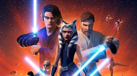 'Star Wars: The Clone Wars': tráiler y fecha de estreno en Disney+ de la séptima y última temporada de la serie