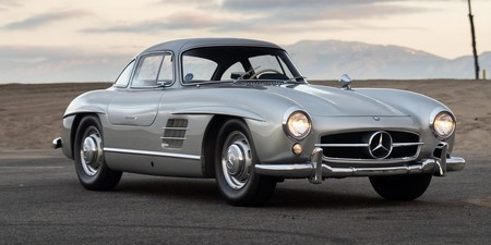 Mercedes Benz 300sl 1955 2